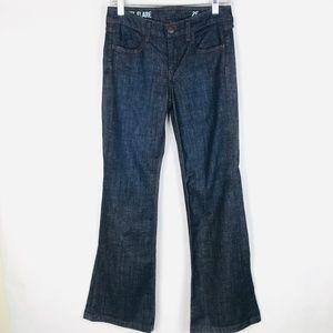 J. Crew High Heel Flare Jeans